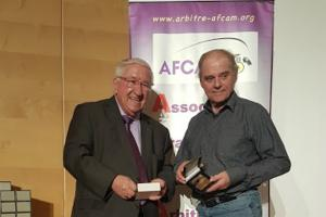 (Miniature) Arbitrage : Jean-Jacques Parizel-James décoré