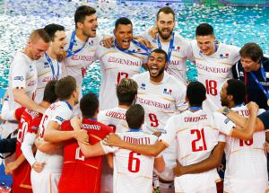 (Miniature) Volleyball Nations League : La France accueillera le Final Six !