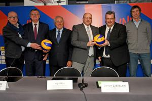 (Miniature) La Volleyball Nations League déjà chez elle à Lille !