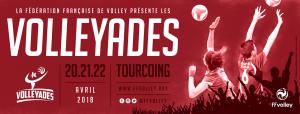 (Miniature) Volleyades: On repart pour un tour à Tourcoing