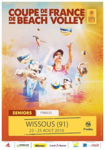 (Miniature) Beach : Wissous accueille les finales de la Coupe de France