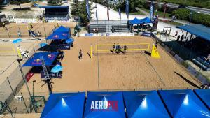 (Miniature) Beach : Le France Beach Volley Series 1 à Dijon